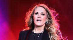 Grossesse difficile pour Carrie Underwood