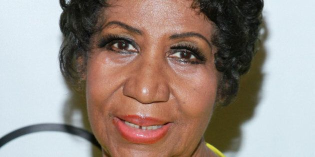 NEW YORK, NY - OCTOBER 01: Aretha Franklin attends 92nd Street Y Presents An Evening With Aretha Franklin,...