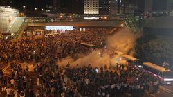 À Hong Kong, les manifestants se préparent à une nouvelle nuit de confrontation