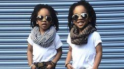 Ces jumeaux s'habillent mieux que la plupart d'entre