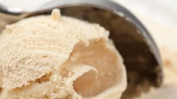 Enfin une cuillère à crème glacée