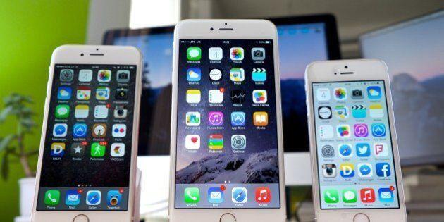 Apple gagne plus d'argent que prévu au 1er trimestre grâce aux ventes