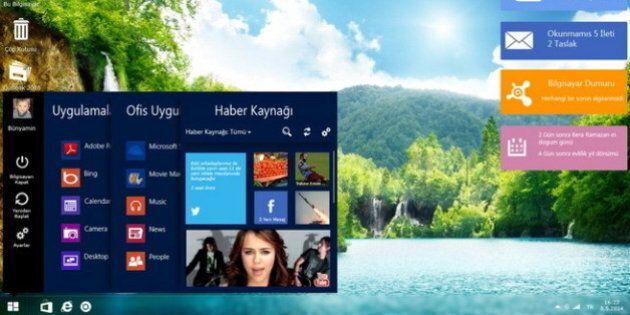 Windows 9 gratuit pour les utilisateurs de Windows