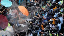La «révolution des parapluies» déferle sur Hong Kong, mais pas sur Instagram