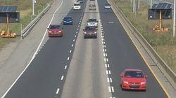 Projet pilote de covoiturage sur l'autoroute Robert-Bourassa à Québec