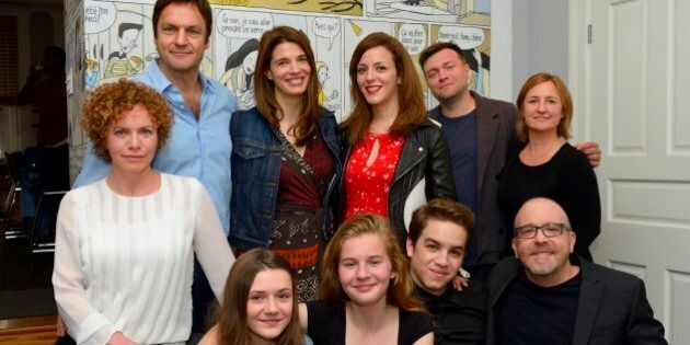 «Nouvelle adresse» à Radio-Canada: le courage d'une famille face au cancer