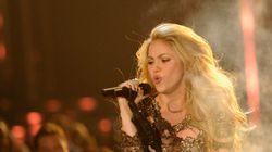 Shakira va chanter à «La la la» cérémonie de