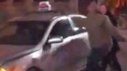 Le chauffeur de taxi qui a roulé sur son client plaide non