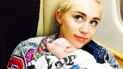 Miley Cyrus a un nouvel animal de