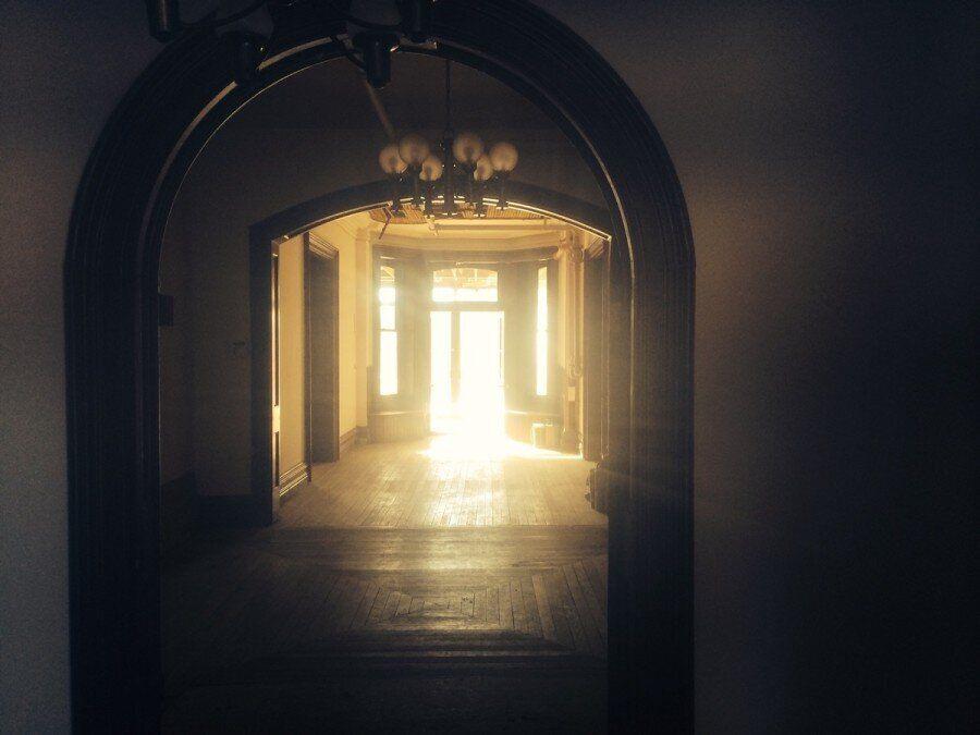 Les sinistres clichés de l'hôpital psychiatrique où a séjourné Zelda Fitzgerald