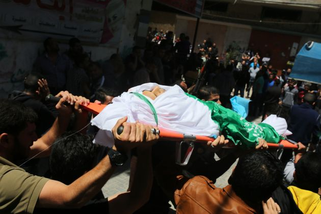 Νεκρό βρέφος 14 μηνών και η έγκυος μητέρα του από τους ισραηλινούς βομβαρδισμούς στη