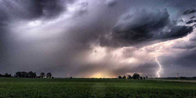 Les avertissements d'orages violents sont levés dans le sud
