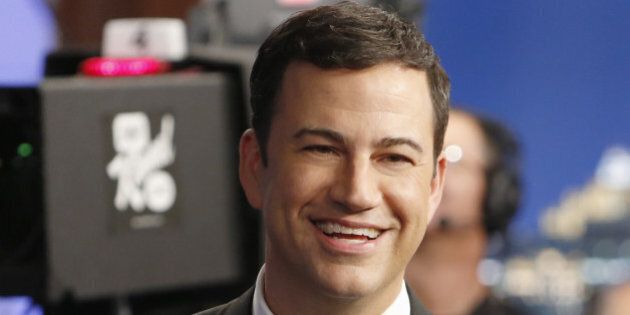 JIMMY KIMMEL LIVE - Emmy Award-nominated 'Jimmy Kimmel Live' airs every weeknight (11:35 p.m. - 12:41...