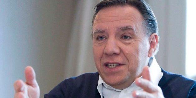 «Le PQ ne peut plus aspirer à gouverner», dit François Legault