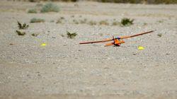 Trop chargé de drogue, un drone s'écrase avant la frontière