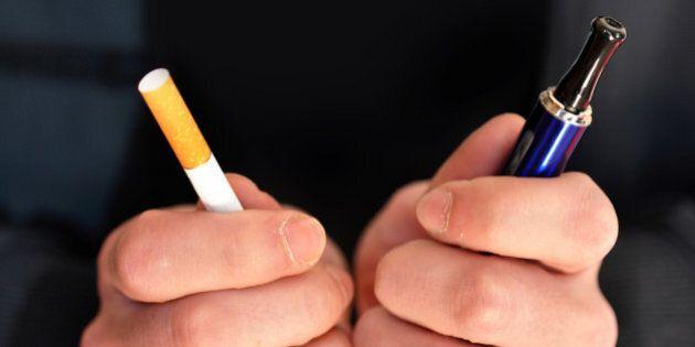 La cigarette électronique peut-être 5 à 15 fois plus cancérigène que le tabac, selon une