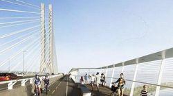 Pont Champlain: des maires d'arrondissement demandent un