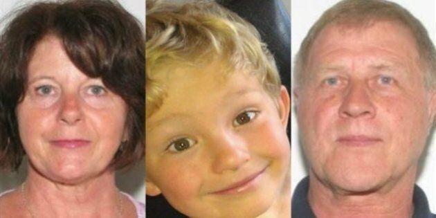 Alerte Amber pour Nathan O'Brien, 5 ans: la police rencontre des