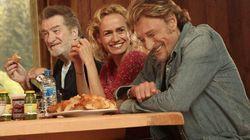 FFM: le nouveau film de Claude Lelouch avec Johnny Hallyday présenté en
