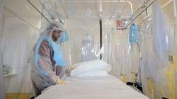 Un homme aux symptômes similaires à ceux de l'Ebola est placé en isolement en