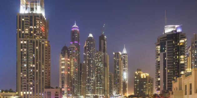 Dubaï souhaite un accord de jumelage avec la Ville de