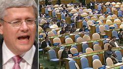 Discours de Stephen Harper à l'ONU: mais où est passé tout le