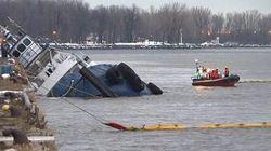 Fleuve Saint-Laurent: un déversement d'hydrocarbures tous les 10