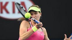 Eugenie Bouchard gagne son premier match en Australie