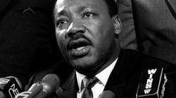 MTV diffuse en noir et blanc pour le jour de Martin Luther