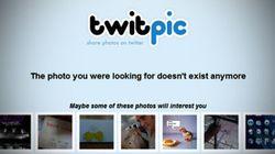 Twitpic, le service de photos sur Twitter, cesse son