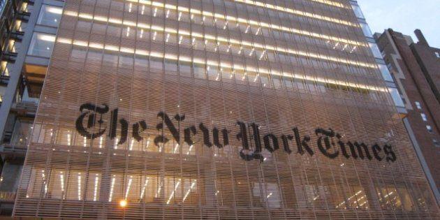 Le New York Times va désormais employer le terme «torture» plutôt que de «méthodes d'interrogatoire