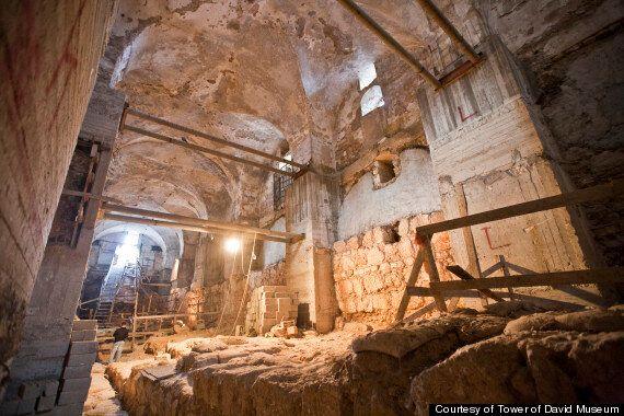 Jésus aurait été jugé à cet endroit qui va être ouvert aux touristes