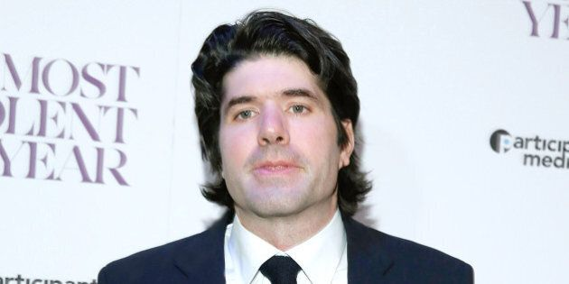 NEW YORK, NY - DECEMBER 07:  Director J.C. Chandor attends 'A Most Violent Year' New York Premiere at Florence Gould Hall on December 7, 2014 in New York City.  (Photo by John Lamparski/WireImage)
