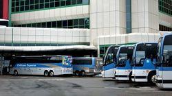 Gaspésie: de nouveaux parcours d'autobus entrent en