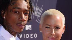 Amber Rose et Wiz Khalifa divorcent