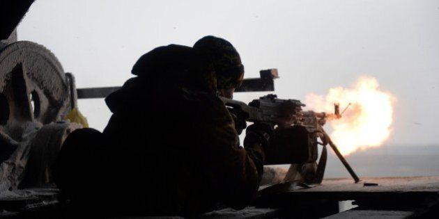 Ukraine: Moscou «extrêmement préoccupé» par la reprise des combats dans