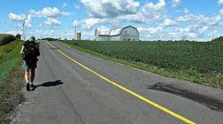Sur le chemin du Compostelle québécois: Drummondville à Sainte-Brigitte-des-Saults