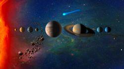 Le système solaire pourrait abriter deux autres