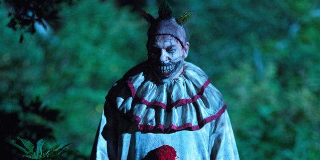 American Horror Story: le clown de la série ne plait pas au syndicat américain de