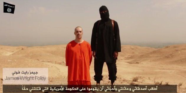 État islamique: les États-Unis ont identifié l'assassin de James Foley et Steven