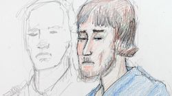 Justin Bourque plaide coupable