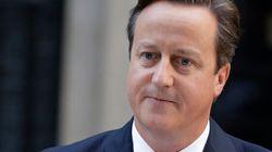 David Cameron présente ses excuses à la reine pour un double crime de