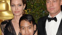 Brad Pitt veut que son fils voit