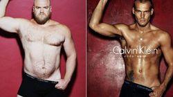 Des hommes «normaux» posent pour des publicités de sous-vêtements