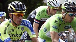 Tour de France: Alberto Contador abandonne à la suite d'une