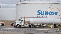 Suncor transportera du pétrole par le