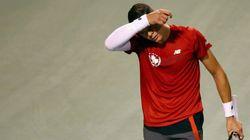 Milos Raonic déjà éliminé à la Coupe du