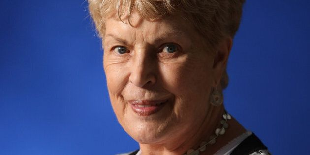 EDINBURGH, SCOTLAND - AUGUST 16: Ruth Rendell, crime writer author, creator of the 'Inspector Wexford'...