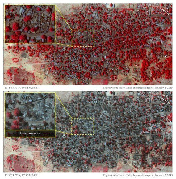 Femme tuée en accouchant et meurtres de civils: Boko Haram commet des «crimes contre l'humanité» au Nigéria