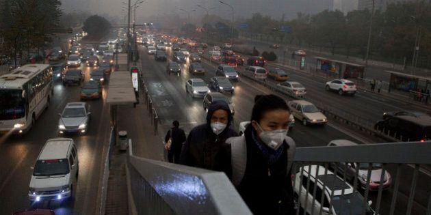 Nouvel épisode «d'airpocalypse» à